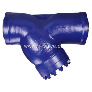 Bolt Cover Y Type Strainer
